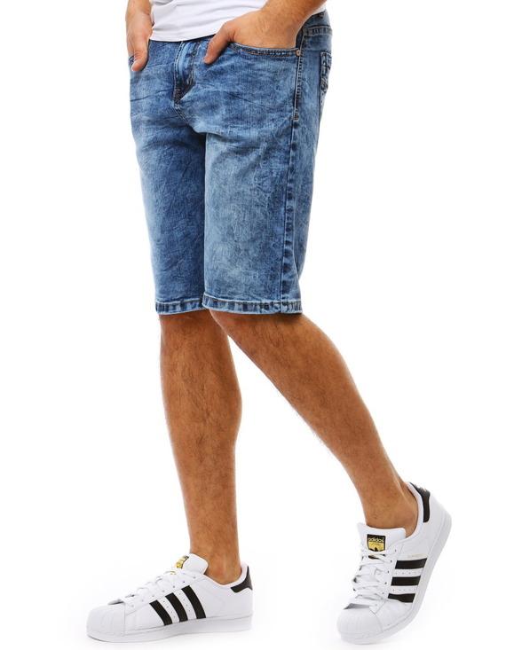 jeansowe spodenki męskie na lato 2020