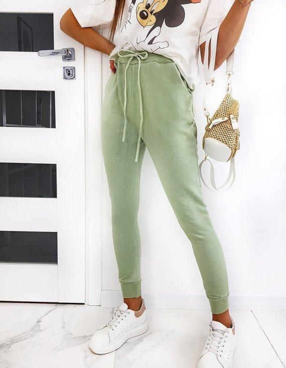 baggy damskie spodnie dresowe